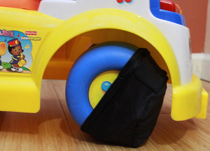 Ride-on Toys Wheel Covers Regular Size