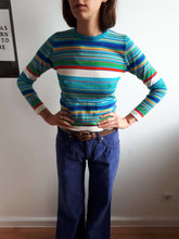 70s SWEATER WITH POCKETS | S:[Past out]:[vintage clothes]