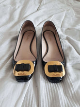 PRADA BALLERINAS | 38:[Past out]:[vintage clothes]