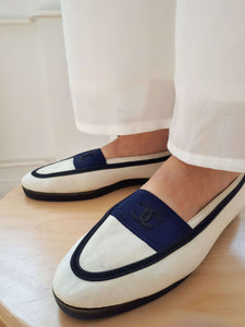 CHANEL LOAFERS | 38.5:[Past out]:[vintage clothes]