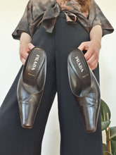 PRADA MULES | 40:[Past out]:[vintage clothes]