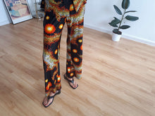 70s TWO PIECE SET | S/M:[Past out]:[vintage clothes]