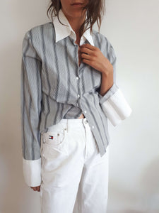 2000s NARA CAMICIE SHIRT:[Past out]:[vintage clothes]