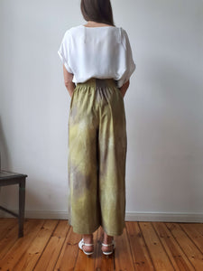 Tie Dye Pants | M:[Past out]:[vintage clothes]