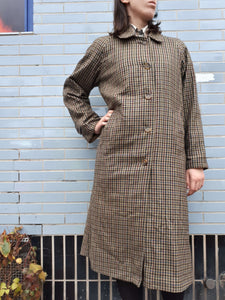 REVERSIBLE BURBERRY COAT | M:[Past out]:[vintage clothes]
