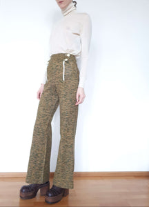70s FLARES | S/M:[Past out]:[vintage clothes]