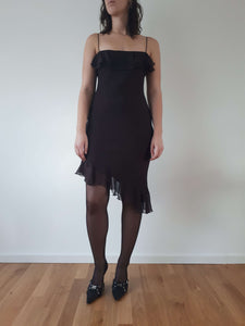 2000s DRESS | S/M:[Past out]:[vintage clothes]