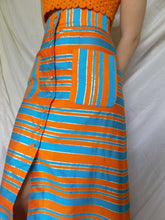 70s Maxi Skirt | M:[Past out]:[vintage clothes]