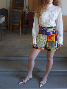 Moschino shorts | high waisted | S:[Past out]:[vintage clothes]