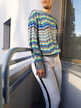 Y2k MISSONI Sweater | S-M:[Past out]:[vintage clothes]