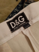 D&G Pants | stirrup | L:[Past out]:[vintage clothes]