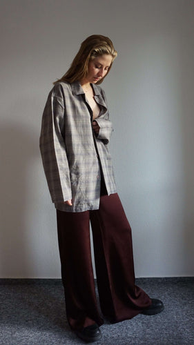 MISSONI Oversized Shirt | M-L:[Past out]:[vintage clothes]