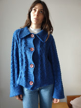 70s Bell Sleeve Cardigan | S/M