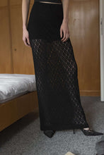 Y2k D&G Maxi Skirt | lace | XS:[Past out]:[vintage clothes]