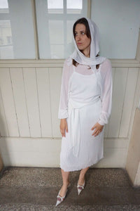 Nina Ricci Dress | M:[Past out]:[vintage clothes]
