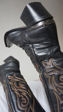 RESERVED Hugo Boss Cowboy Boots | 40