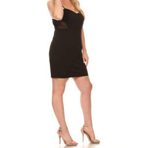 LITTLE BLACK DRESS PLUS SIZE