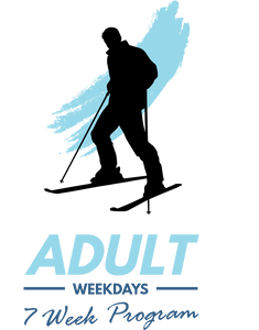 Adult Weekday - 7 Week Ski