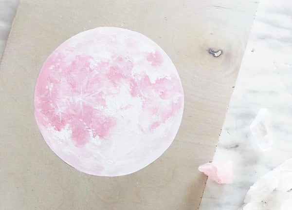 FULL MOON in LIBRA (April 19 2019)
