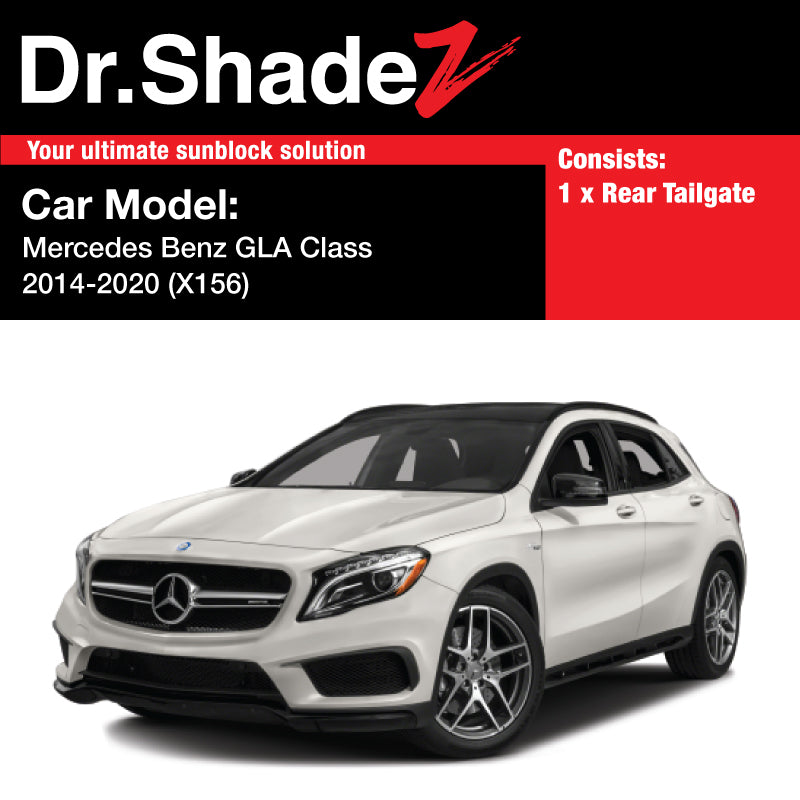 Mercedes Benz GLA Class 2013-2019 (X156) Crossover