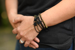 Fringe Bracelet ( 2 colors)