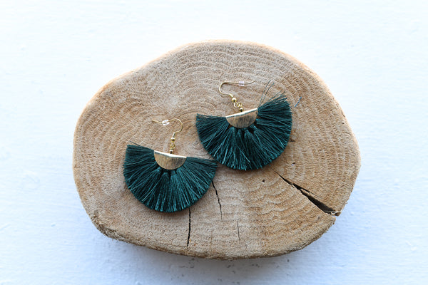 Tassel Earrings (4 colors)