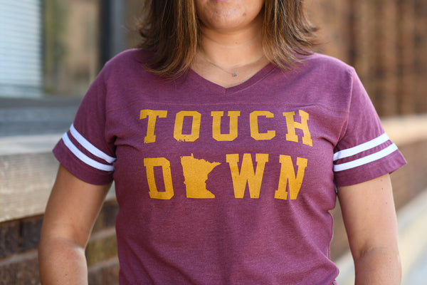 Touch Down V-Neck