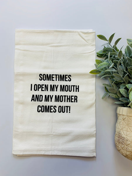 Tea Towels ~ Funny (9 styles)