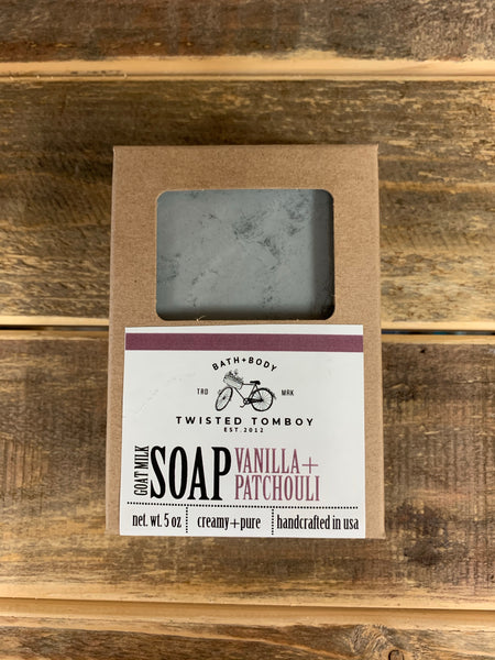 Goatmilk Soap (3 scents)