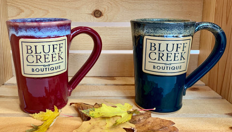 Bluff Creek Mugs