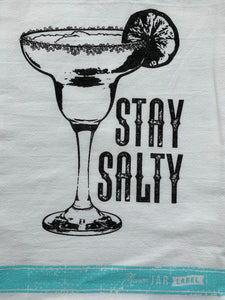Stay Salty Tea Towel