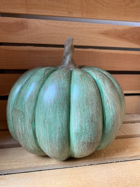 "7"" Resin Pumpkin (3 colors)"