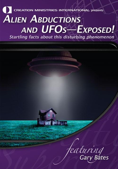 Alien Abductions and UFO's - Exposed! (DVD)
