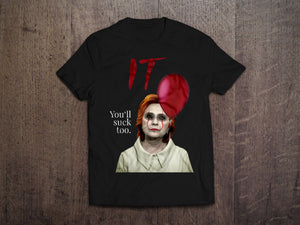 Hillary Clinton IT T-Shirt (MADE IN THE USA)