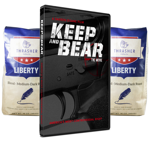 SAVE: 2lbs Liberty Blend w/ Free Shipping & DVD