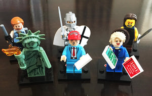 LEGO Legends 6-Pack! (Collector's Item)