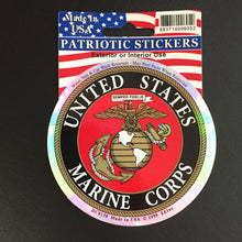 US Marine Corps Sticker (Made In The USA)