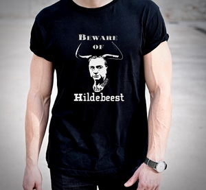 Beware Of The Hildebeest! Men's T-Shirt (MADE IN THE USA)
