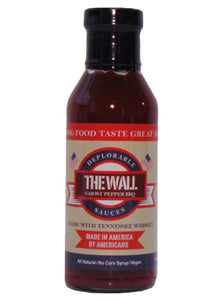 THE WALL Ghost Pepper BBQ