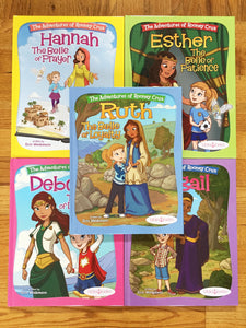 Heroes for Her Bible Book Bundle