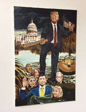 Drain The Swamp Print (11 x 14 Limited Edition)