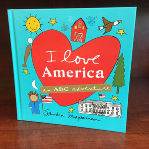 I Love America: An ABC Adventure
