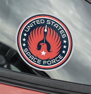 US Space Force Sticker