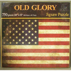 Old Glory Jigsaw Puzzle (750 pieces)