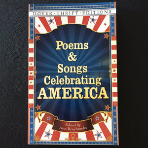 Poems and Songs Celebrating America Book