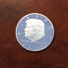 Silver Donald Trump Commemorative Coin