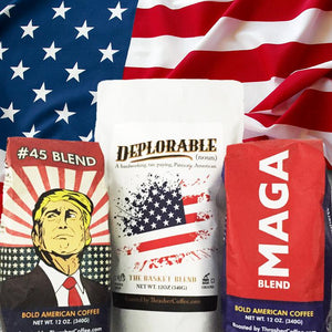 Trump Trio Coffee Pack
