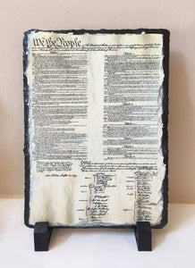 US Constitution Slate