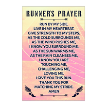 Runner's Prayer Poster