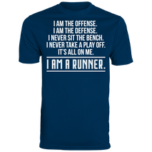I am a Runner - Mens Dri-Fit Shirt